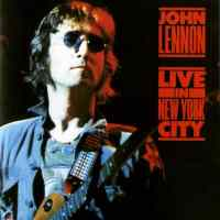 Live In New York City album artwork - John Lennon