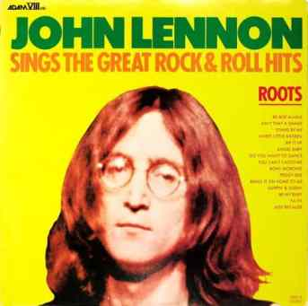 Roots album artwork - John Lennon