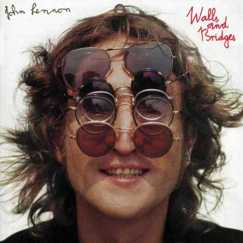 Walls And Bridges album artwork - John Lennon