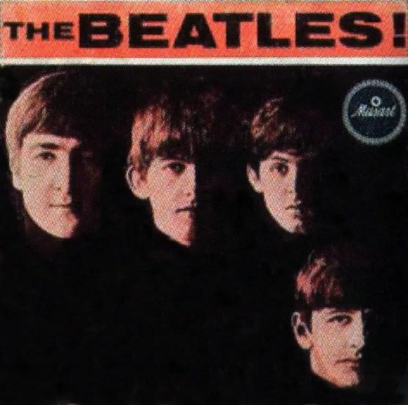 The Beatles! EP artwork - Mexico