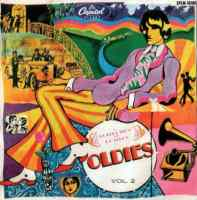 A Collection Of Beatles Oldies Vol. 2 EP artwork - Mexico