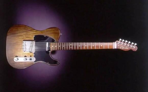 George Harrison's Fender Telecaster guitar