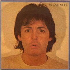 McCartney II album artwork - Paul McCartney