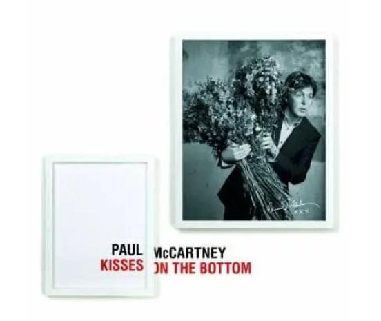 Kisses On The Bottom album artwork - Paul McCartney