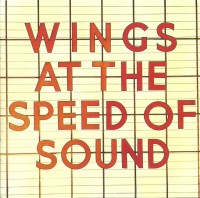 Wings At The Speed Of Sound cover artwork