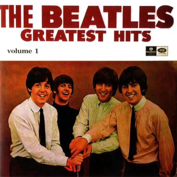 Greatest Hits Volume 1 album artwork - Singapore