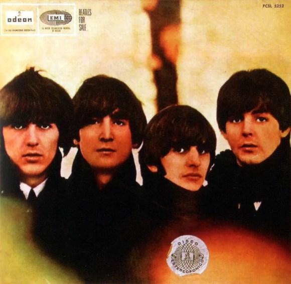 Beatles For Sale album artwork - Spain