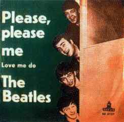 Please Please Me single artwork - Sweden
