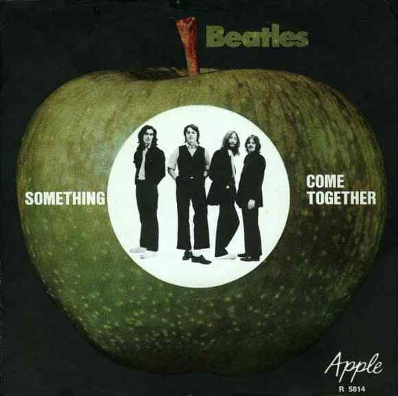 Something/Come Together single artwork - Sweden