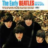 The Early Beatles album artwork - USA