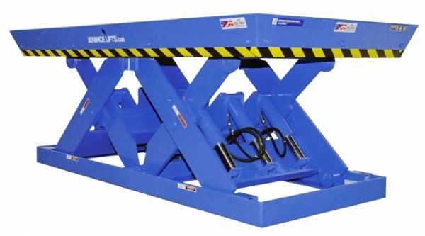 Hydraulic Scissor Lift Table Made In Usa 10 Year Warranty