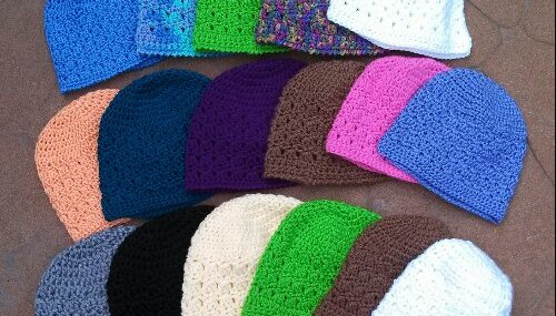 Amazing Grace Hat-Free Pattern