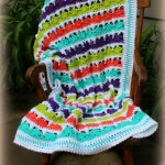 Summer Day's Baby Blanket ...