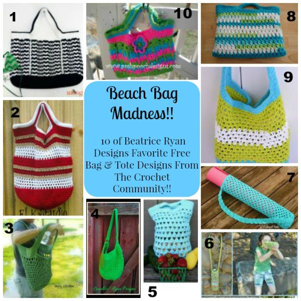 Beach Bag Maddness