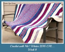 Crochet with Me week 8
