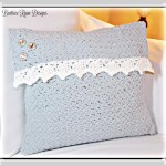 Victorian Pillow Cover…. Free Crochet Pattern!!!