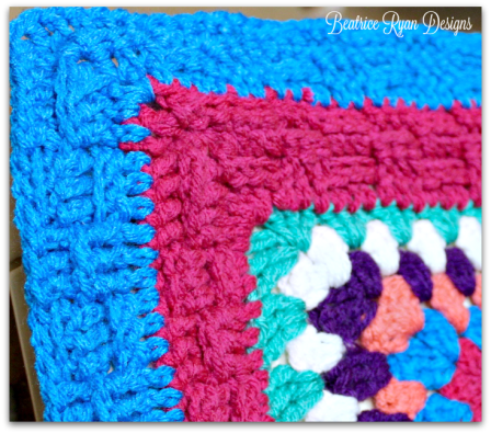 Crochet with Me!! CAL week 4