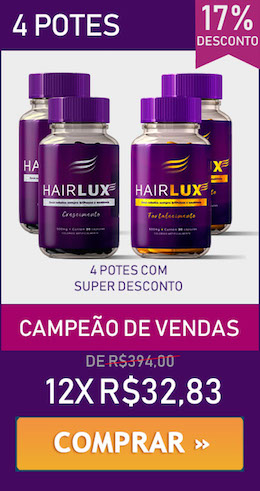 HairLux 4 Potes