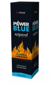 O que é o Power Blue Expand
