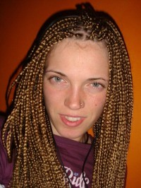 72 Best Micro Braids Hairstyles with Images