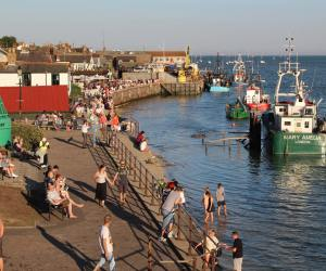Quayside, Old Leigh, Leigh-on-Sea