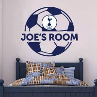 The Official Home of Football Wall Stickers - Tottenham ...