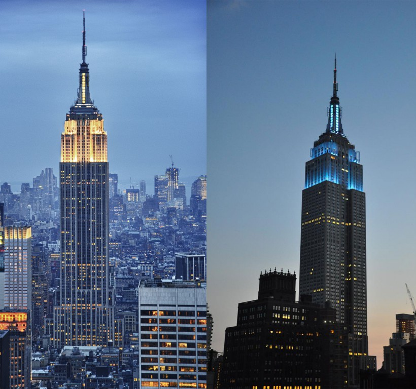 Empire State Building World 39 S Tallest Building In New