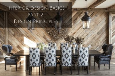 Interior Design Basics Part 2: Interior Design Principles ...