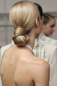 hair low bun hairstyles for weddings low bun hairstyles ...