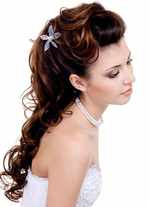 2 Hairstyles Quinceanera