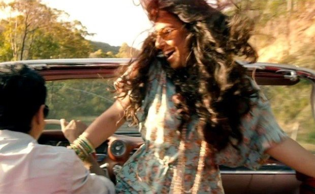 Vidya Balan Look in shaadi ke side effects 2