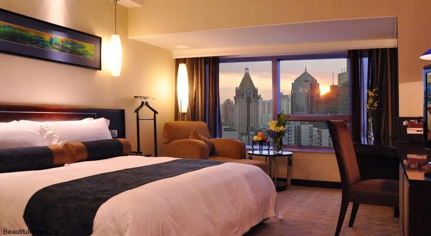 Shanghai Grand Trustel Purple Mountain Hotel (Shanghai, China) ****