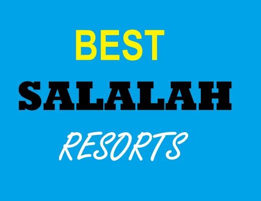 Best Salalah Oman Resorts