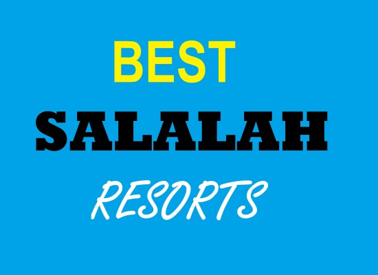 Best Salalah Oman Resorts