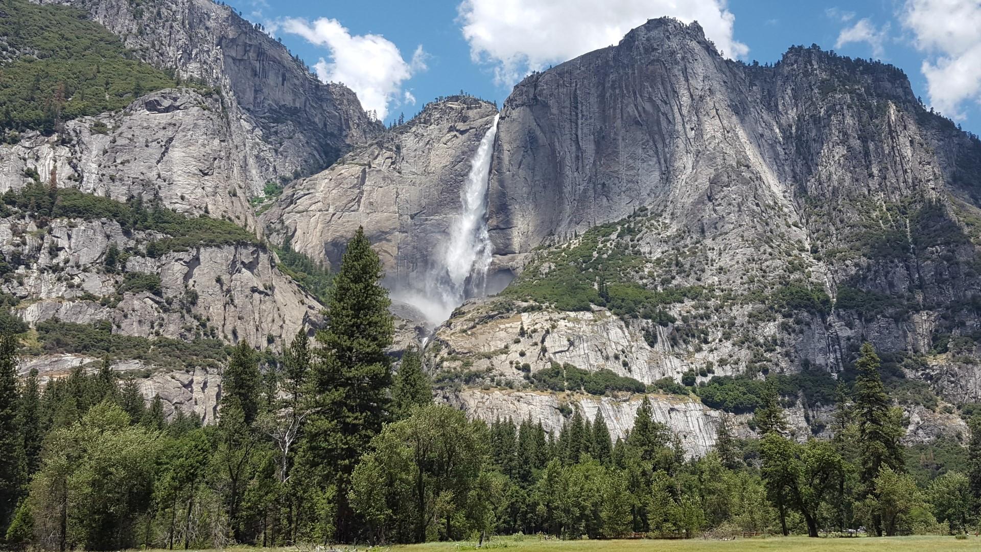 Falls Wallpaper Waterfall Yosemite Falls Facts Amp Information Beautiful World