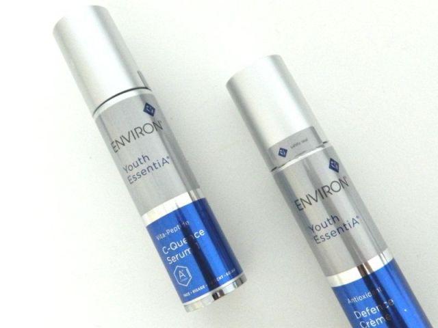 review environ serum en creme. anti aging van het hoogste niveau