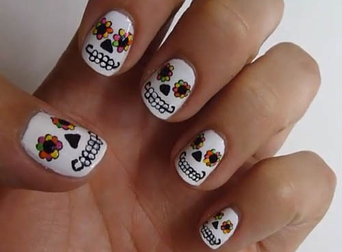 Comfortable Complex Yet Chic Nail Art Designs Beautyfrizz