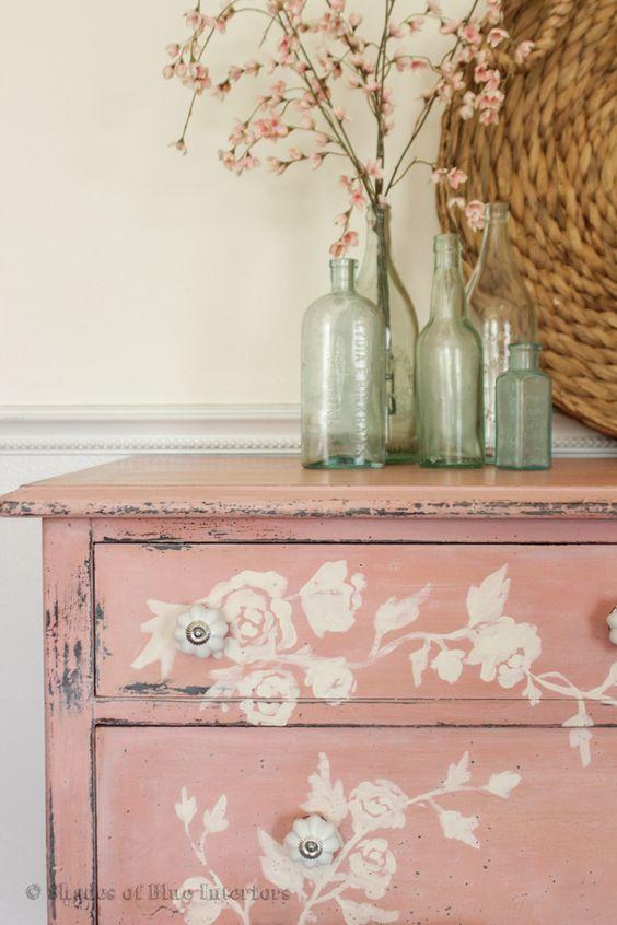 1 un tocco di rosa in casa