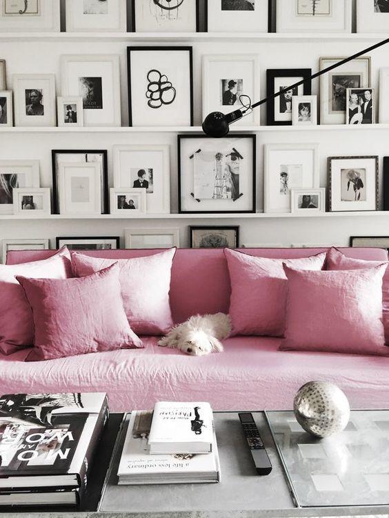 14 un tocco di rosa in casa