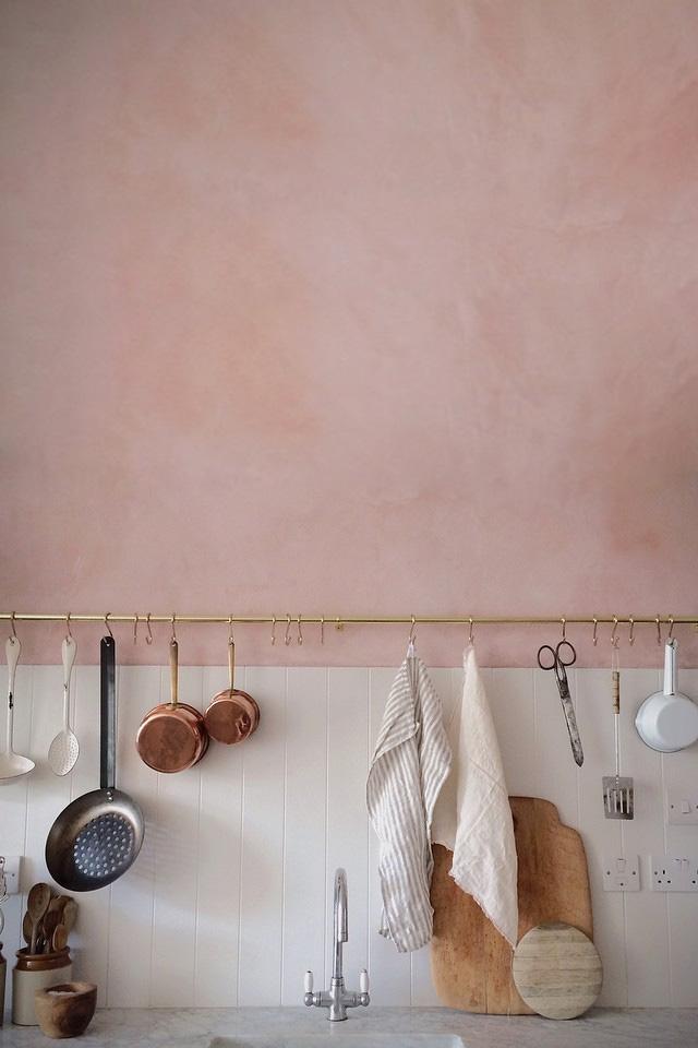 16 un tocco di rosa in casa