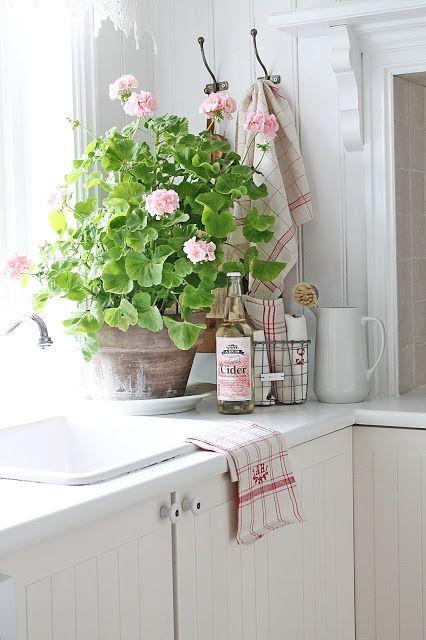 18 un tocco di rosa in casa