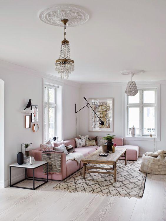 6 un tocco di rosa in casa