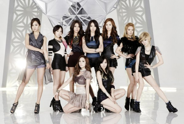 Girls' Generation a.k.a SNSD