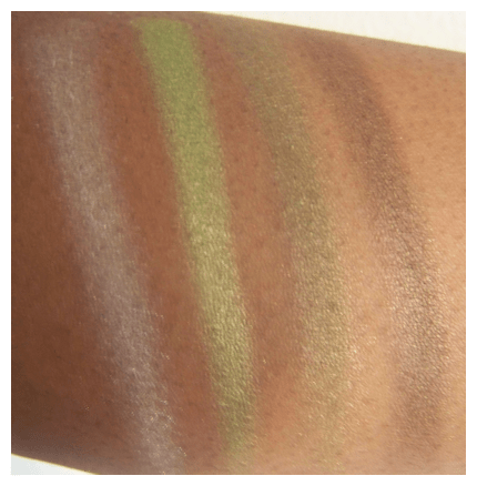 urban jungle 1st Black Radiance 8 Pan Palette Swatches