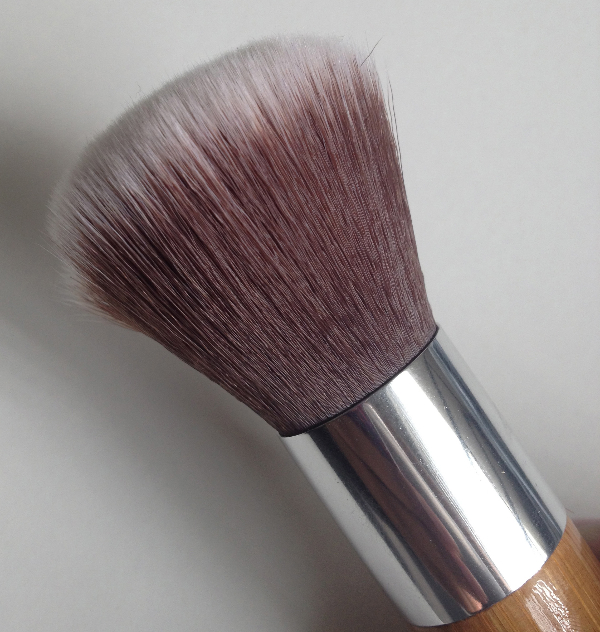 everyday minerals long handled kabuki Everyday Minerals Brushes