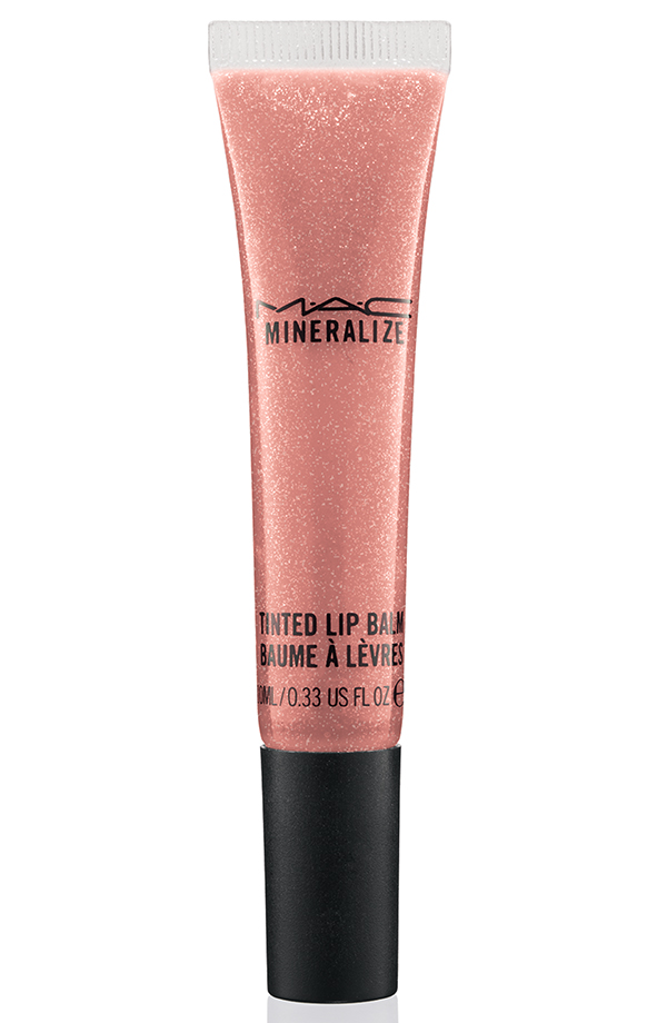ApräsChic MineralizeTintedLipBalm PureTender 72 Introducing MAC Après Chic Collection