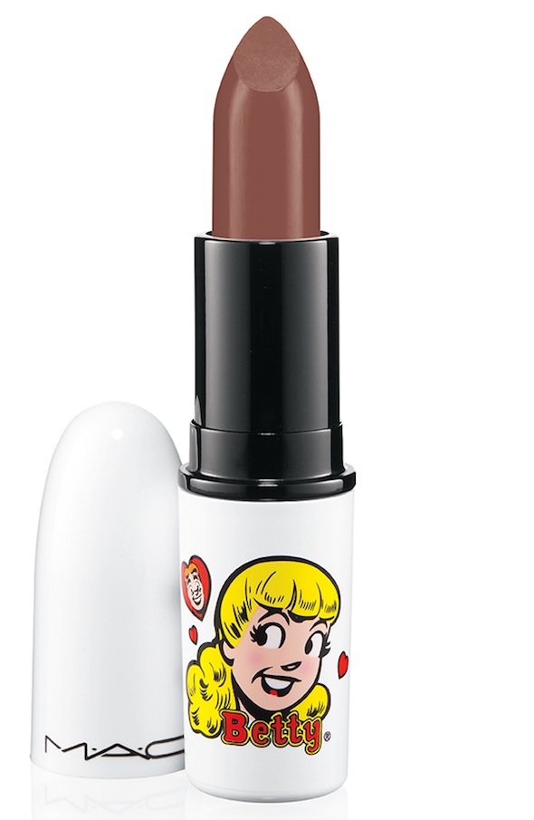 ArchiesGirls Lipstick OhOhOh 72 Introducing MAC Archie Girls Collection