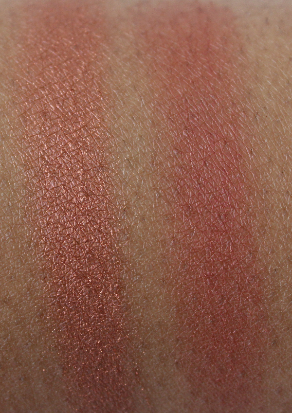 mac On the Hunt swatch MAC Style Seeker Swatches