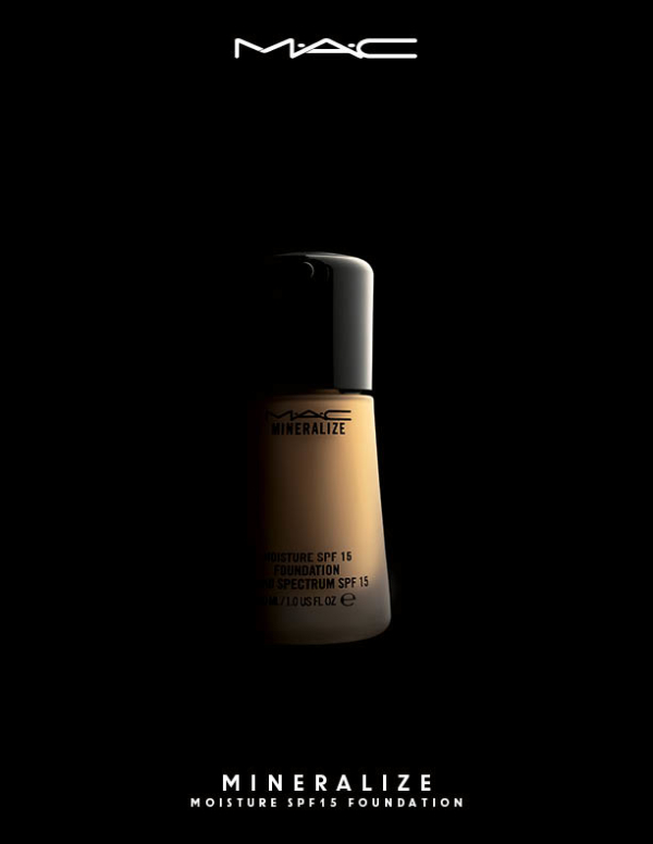 Mineralize Moisture SPF15 Foundation Ambient 72 Introducing MAC Mineralize Moisture SPF 15 Foundation