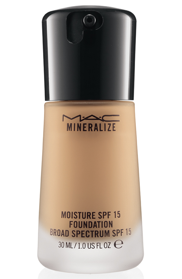 MineralizeMoistureSPF15Foundation MineralizeMoistureSPF15Foundation NC30 72 Introducing MAC Mineralize Moisture SPF 15 Foundation